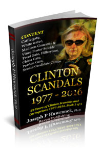 CLINTON SCANDALS 1977-2016