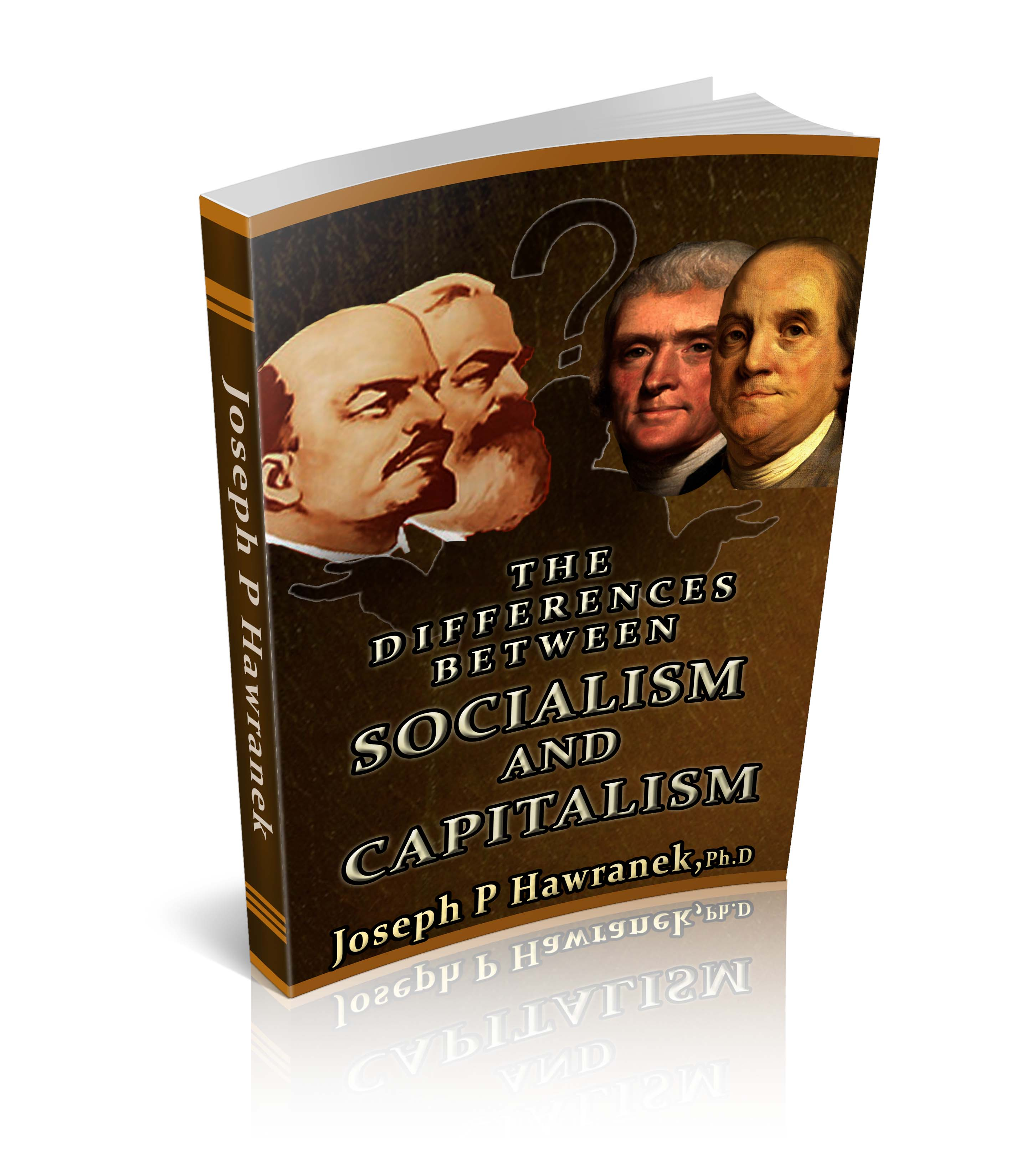 the diference between socialism and capitalism